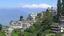Gangtok, the capital of Sikkim