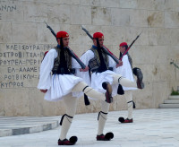 Changing of the Guard, Athens (Greece)
