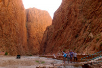 Todra Gorge.  Morocco